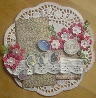 Doily-card