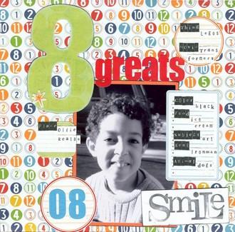 8 Greats