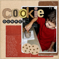 Cookie Dunker {CT Reveal}