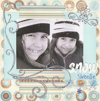 Snow Sweetie  ***Bling It Out CT Reveal***