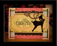 """Merry Christmas"" Prima Felt Reveal"