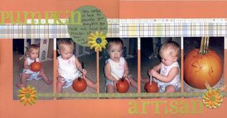 pumpkin artisan