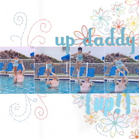 up daddy {up!}