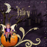 Halloween Fairy *bling contest reveal*