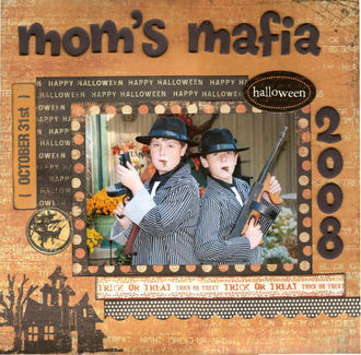 Mom's Mafia