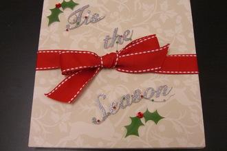 Christmas Squash Book