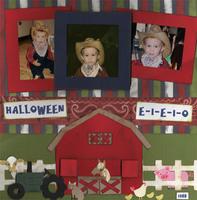 Halloween E-I-E-I-O