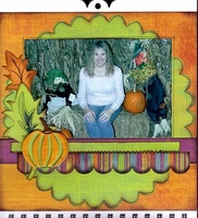 October page **BasicGrey Calendar CT Reveal**