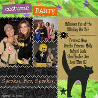 Costume Party {Photo Swap}
