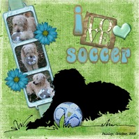 I Love Soccer *Digi Reveal 11/28*