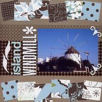 Island Windmill