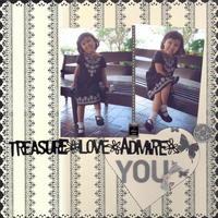 treasure, love, admire {Ma's Shop Swap}