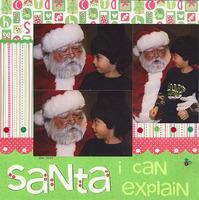 Santa I Can Explain **Doodlebug Merry & Bright CT Reveal**