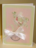 Iris Folding - Get Well Card