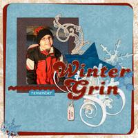 Winter Grin