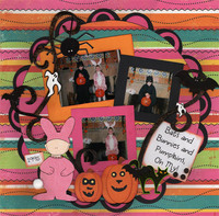 Bats and Bunnies and Pumpkins, Oh My!