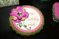 My Wish Tin **Pink Paislee Tinsel Town CT Reveal**