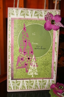 Gift Bag **Pink Paislee Tinsel Town CT Reveal**