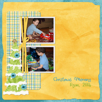 Christmas Morning, 2006