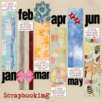 2008 in Review: Scrapbooking {CT Reveal}