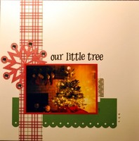 Day 4 - our little tree