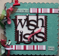 Christmas 2008 wish lists  **Daisy Bucket Reveal**