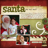 Santa: the real deal?