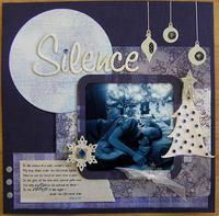Silence *Color Challenge*