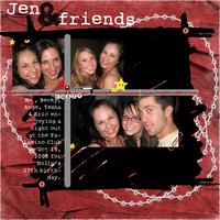Jen & Friends