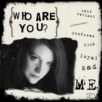 {Who are you?}