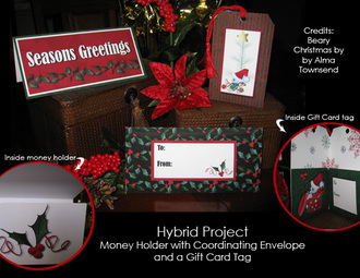 Money and gift card holders
