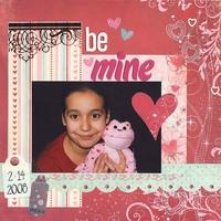Be Mine **Be My Valentine CT Reveal**