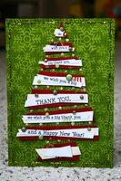 Hybrid Holiday Thank You Card