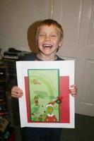 Merry Grinchmas! Card