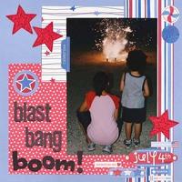 Blast Bang Boom!