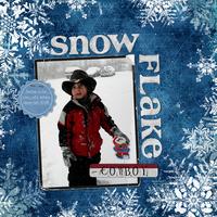 Snowflake Cowboy