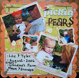 Pickin' Pears