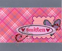 Smitten Card **HG Valentine's Day**