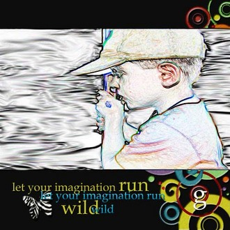 Let your imagination run wild
