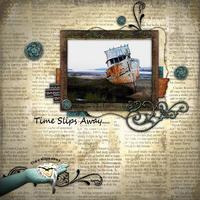 Time Slips Away...
