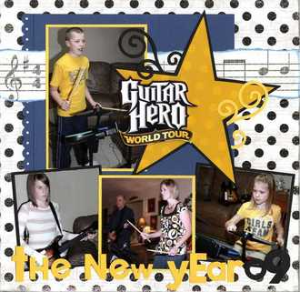 Guitar Hero- CHA Release