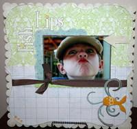 Fish Lips- Dream Street CHA-W 09