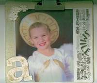 Angel Clip Board