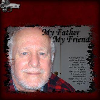 My Father My Friend