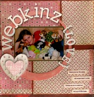 Webkinz love- Floss CT reveal