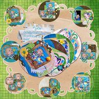 Kylan's Awesome You CD Album