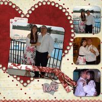 Feb One Word Chlg - Love
