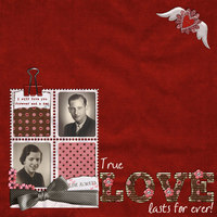 Love - Feb ONE word challenge
