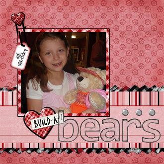 Love Build-A-Bears
