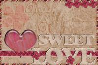 Sweet love - Feb T&T Challenge